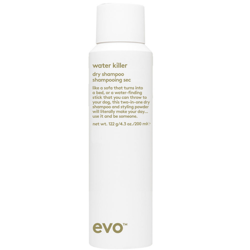 evo Water Killer Dry Shampoo 200 ml