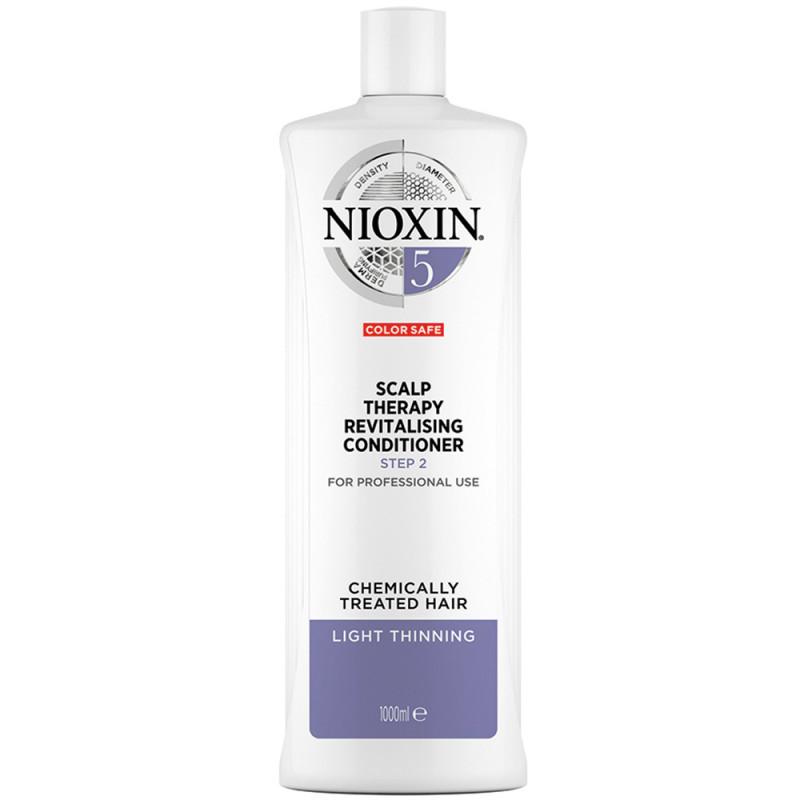 NIOXIN System 5 Scalp Revitalizing Conditioner Step 2 1000 ml