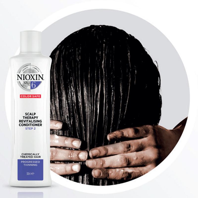 NIOXIN System 6 Scalp Revitalising Conditioner Step 2 1000 ml