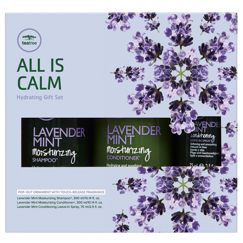 Paul Mitchell All Is Calm Gift Set - Lavender Mint