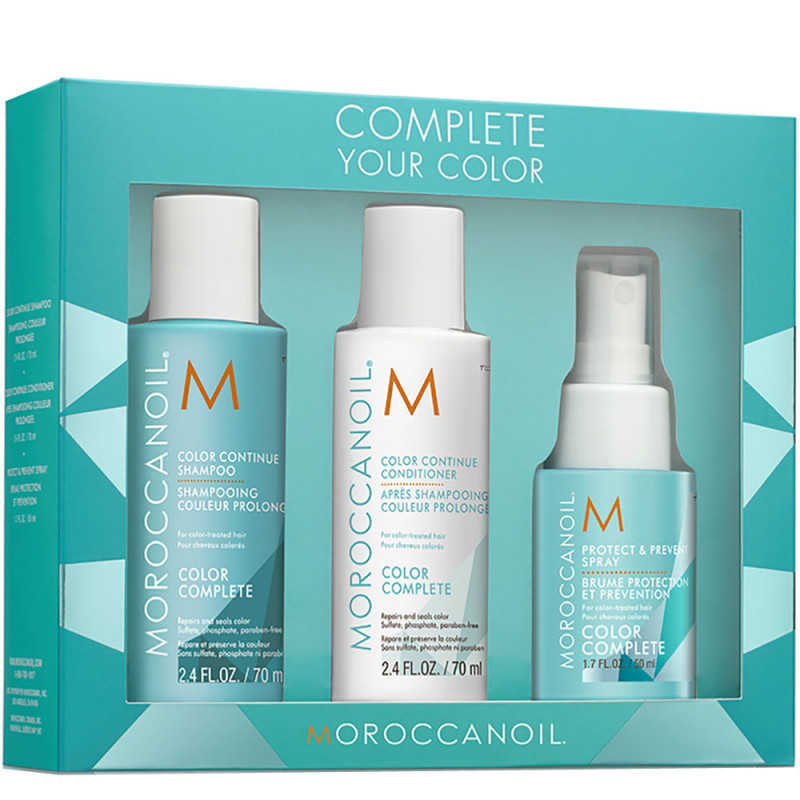 Moroccanoil Color Complete Kit