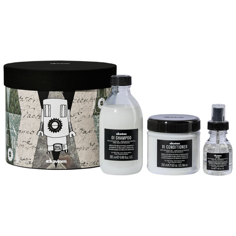Davines Beautifying Surreal Kit