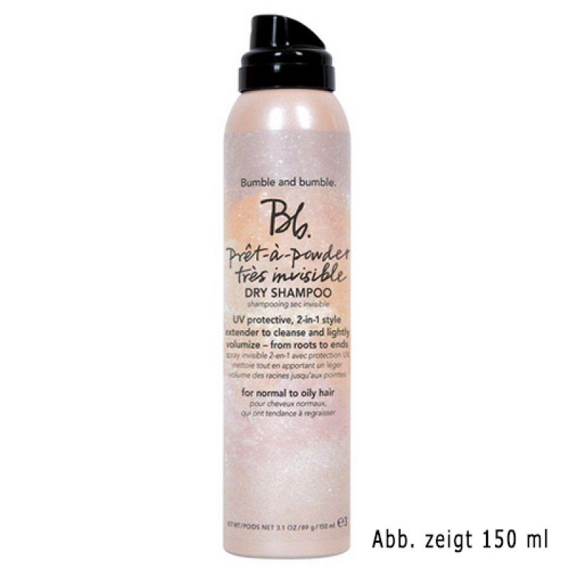 Bumble and bumble Prêt-à-Powder très invisible Dry Shampoo 40 ml