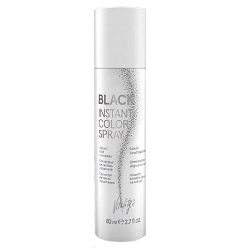 Vitality's Instand Color Spray Black 80 ml