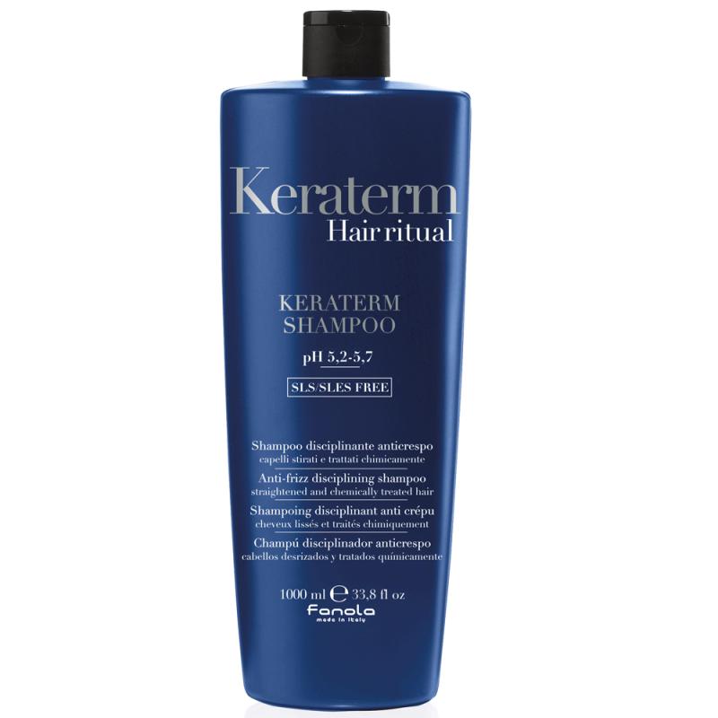 Fanola Keraterm Hair Ritual Shampoo 1000 ml
