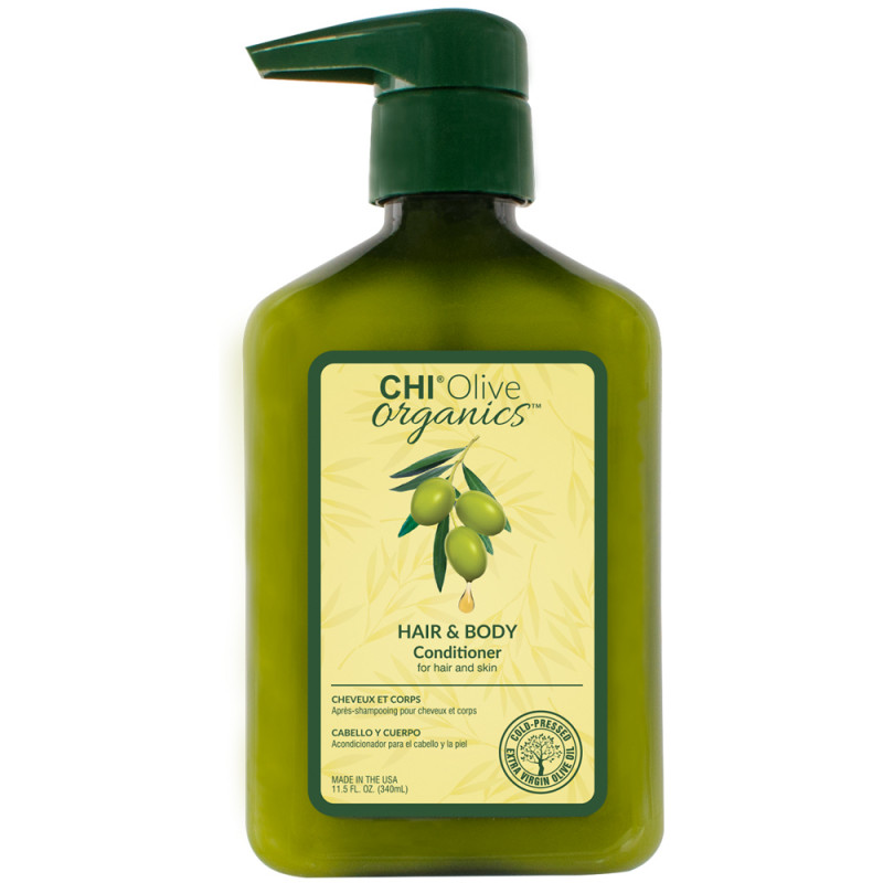 CHI Olive Organics Hair & Body Conditioner 340 ml