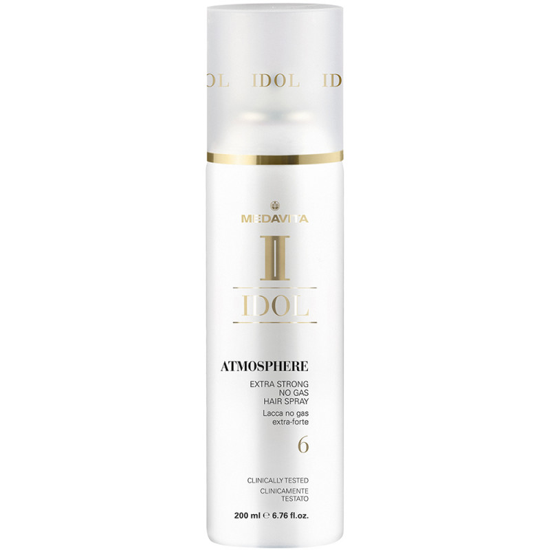 Medavita IDOL Atmosphere Extra Strong No Gas Hair Spray 200 ml