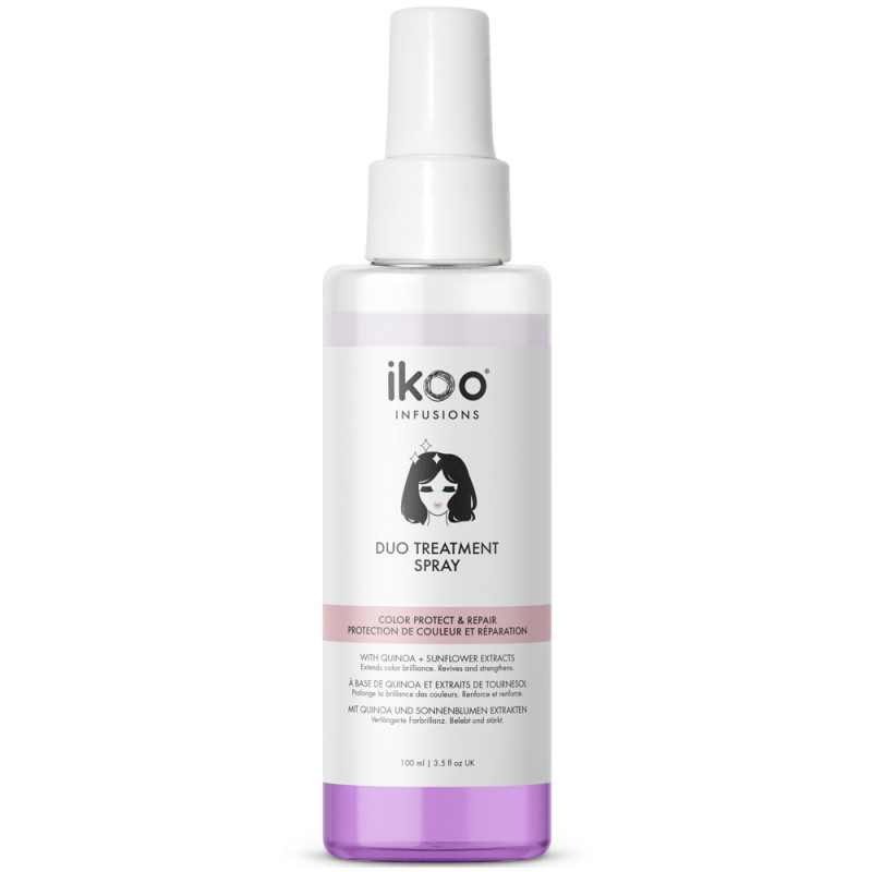 ikoo infusions Duo Treatment Spray Color Protect & Repair 100 ml