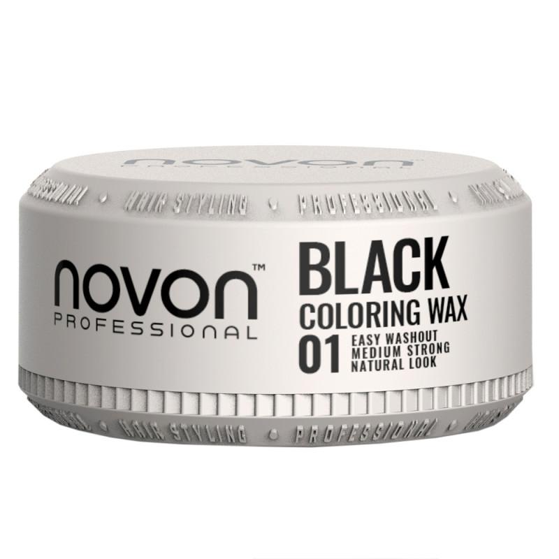 Novon Coloring black Wax 100 ml