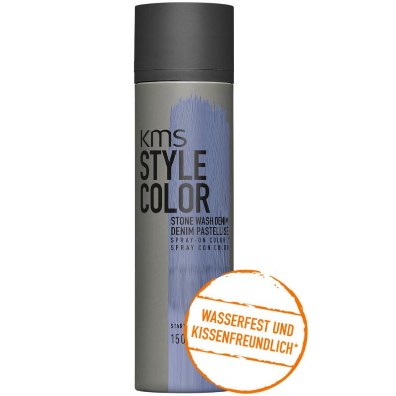 KMS Style Color Stone Wash Denim Farbspray 150 ml