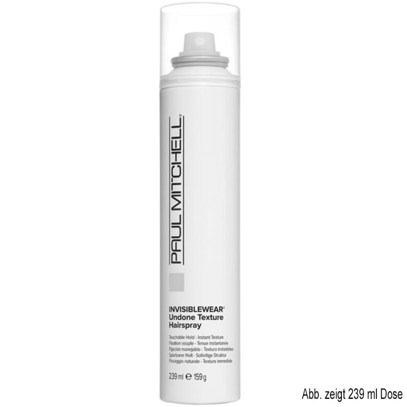 Paul Mitchell Invisiblewear Undone Texture Hairspray 52 ml