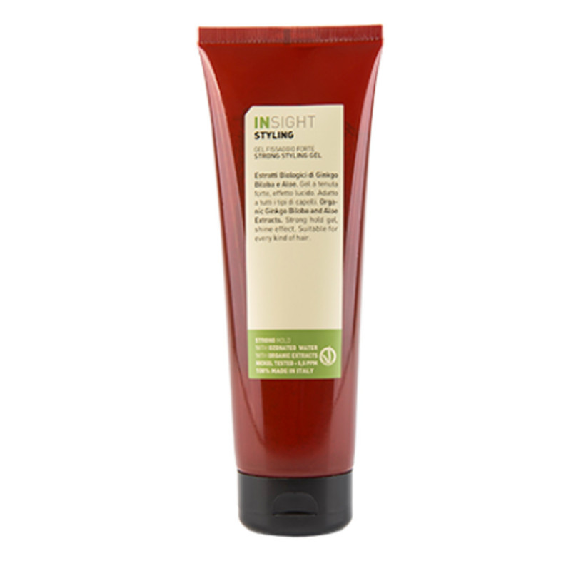 Insight Strong Styling Gel Tube 250 ml