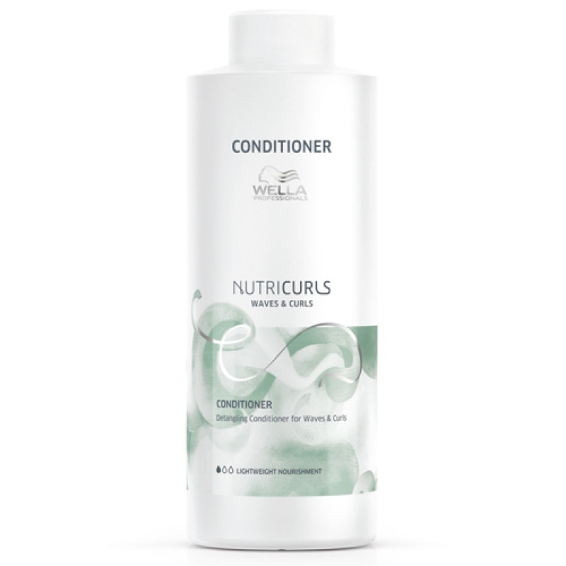 Wella Nutricurls Conditioner 1000 ml
