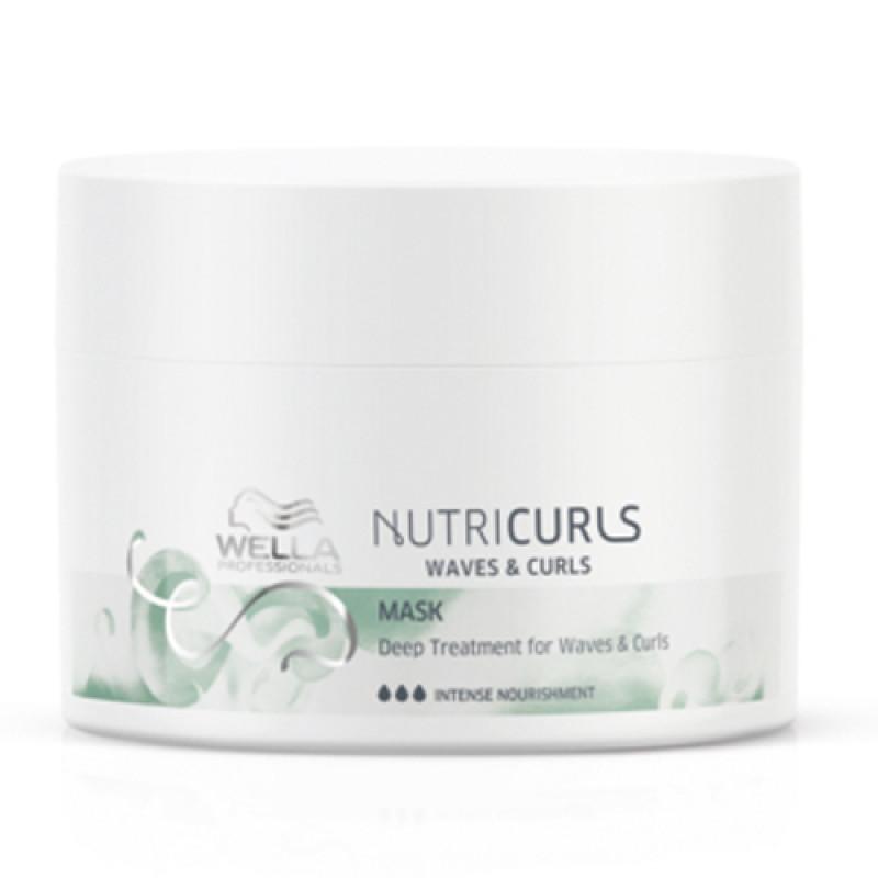 Wella Nutricurls Mask 150 ml