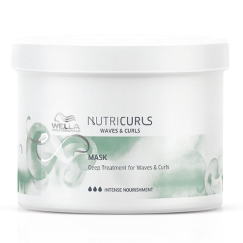 Wella Nutricurls Mask 500 ml