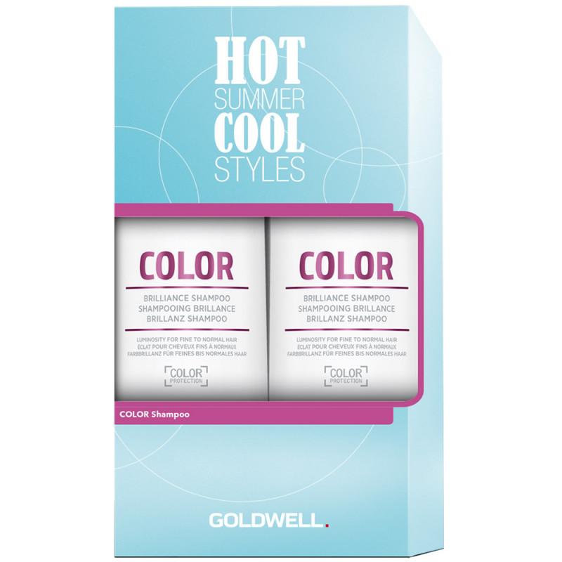Goldwell Dualsenses Color Brilliance Shampoo Duo 2 x 250 ml