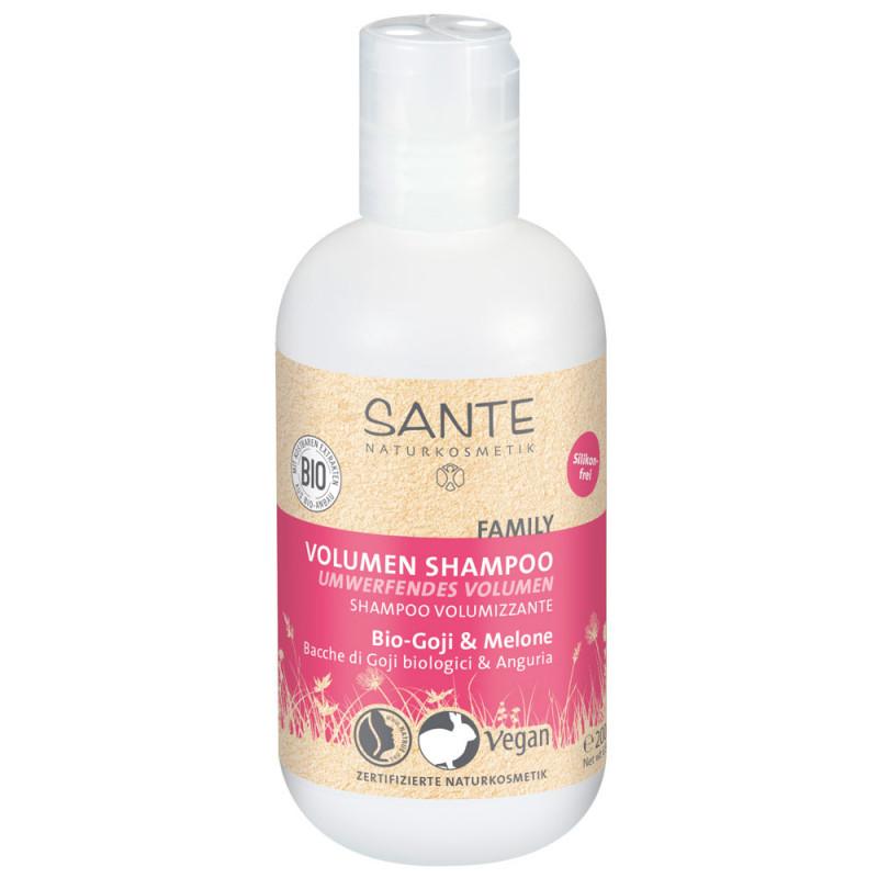 SANTE Volumen Shampoo Bio-Goji & Melone 200 ml