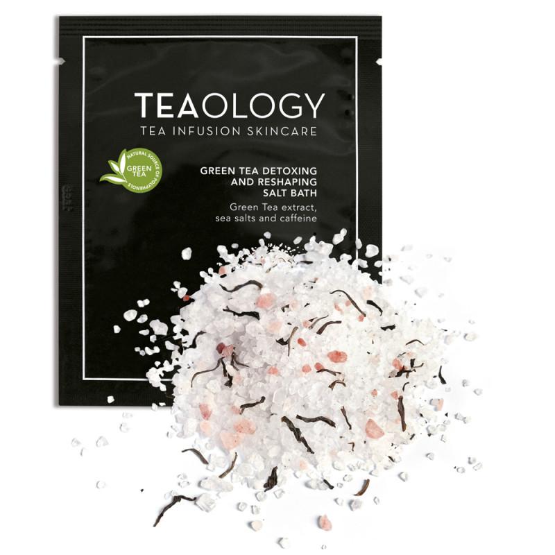 Teaology Green Tea Detoxing & Reshaping Salt 50 g