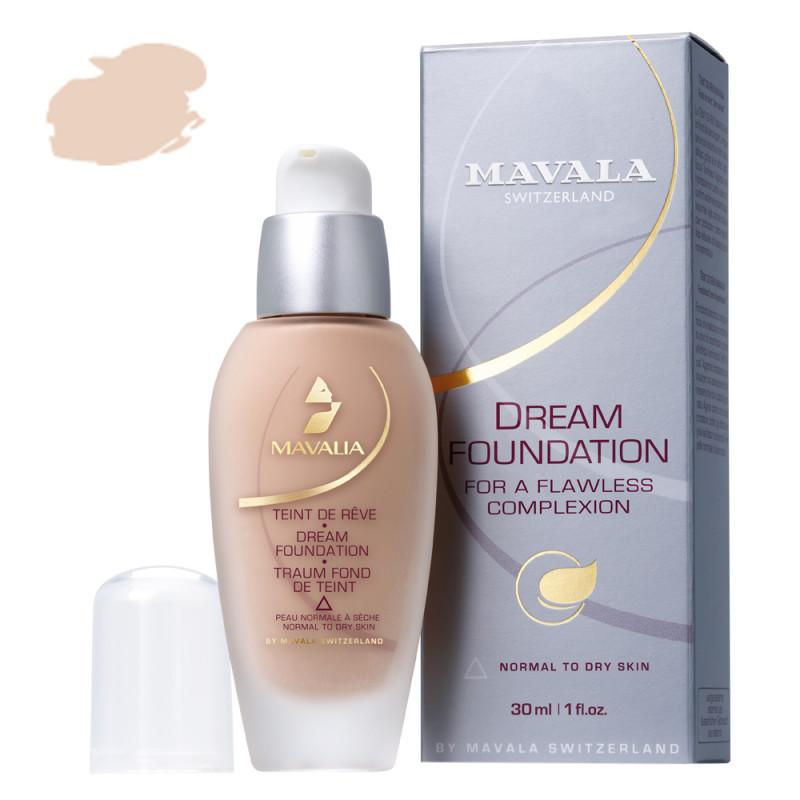 Mavala Dream Foundation Milky Beige 30 ml