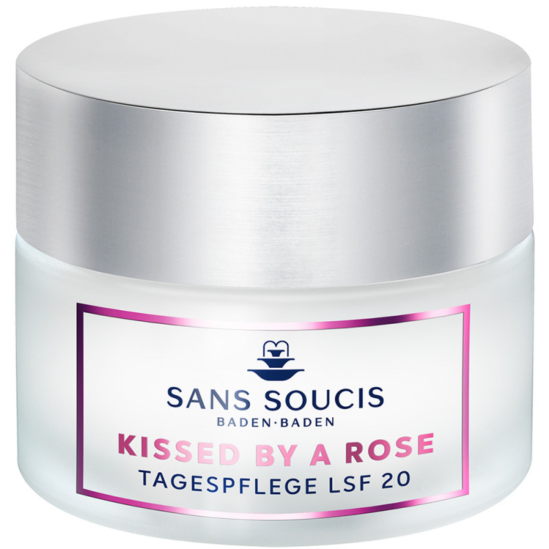 Sans Soucis Kissed by a Rose Tagespflege LSF 20 50 ml