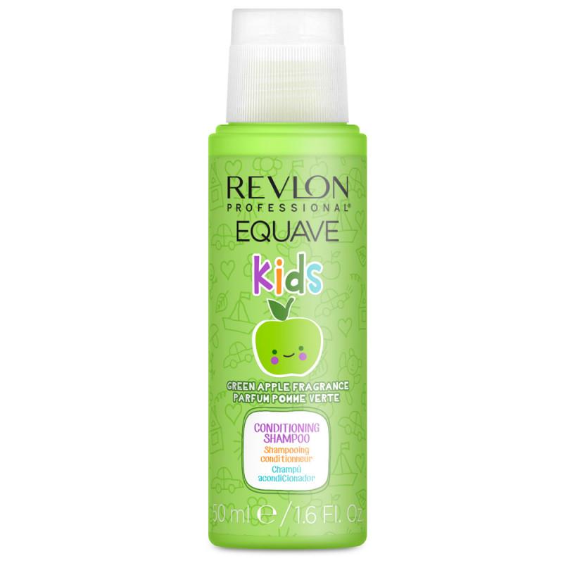 Revlon Equave Kids 2 in 1 Apple Shampoo 50 ml