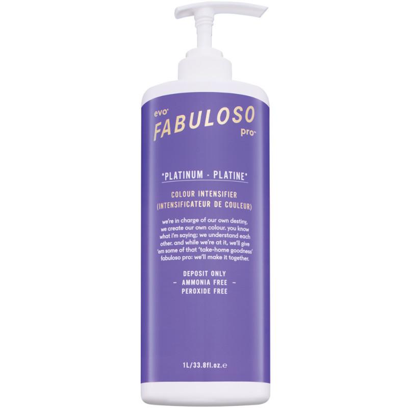 evo Fabuloso Pro Colour Intensifying Conditioner Platinum 1000 ml