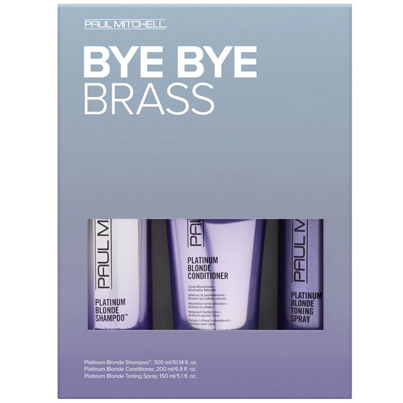 Paul Mitchell Bye Bye Brass Trio