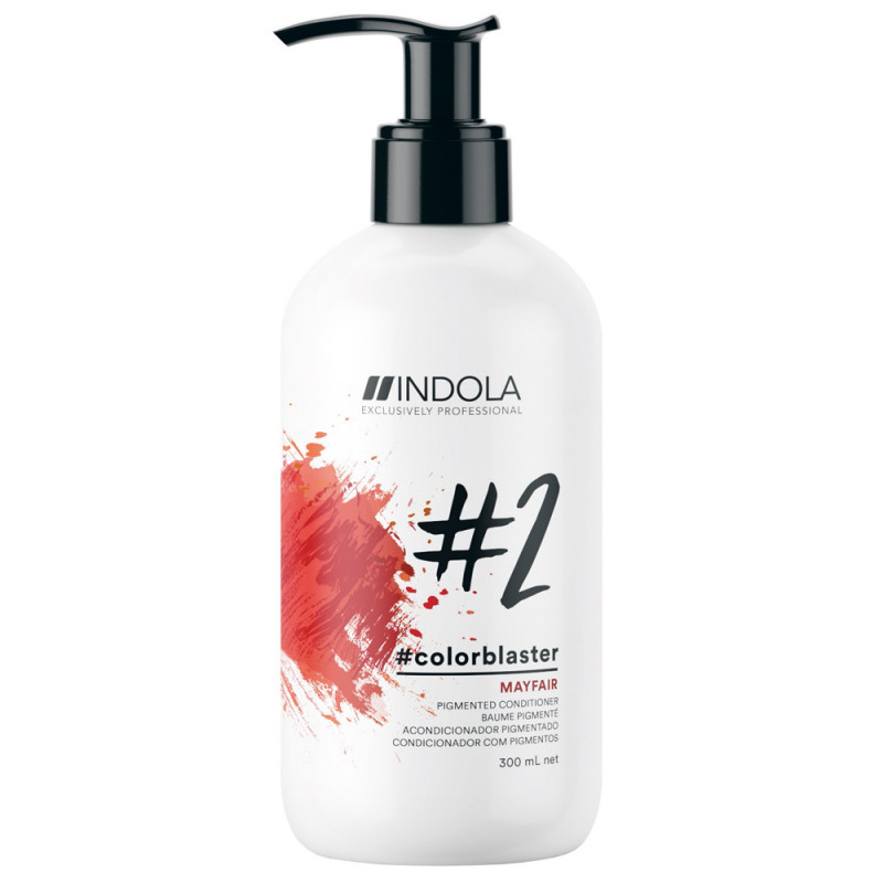Indola Color Blaster Mayfair Rot 300 ml