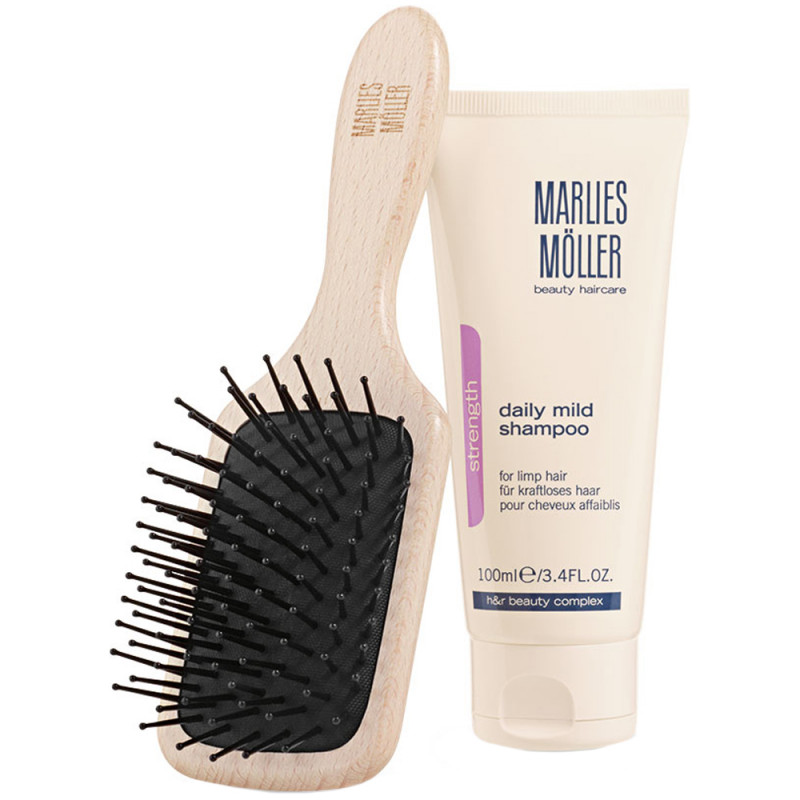 Marlies Möller Brush & Cleansing Travelset