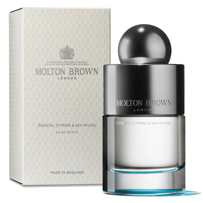 Molton Brown Coastal Cypress & Sea Fennel Eau de Toilette 100 ml