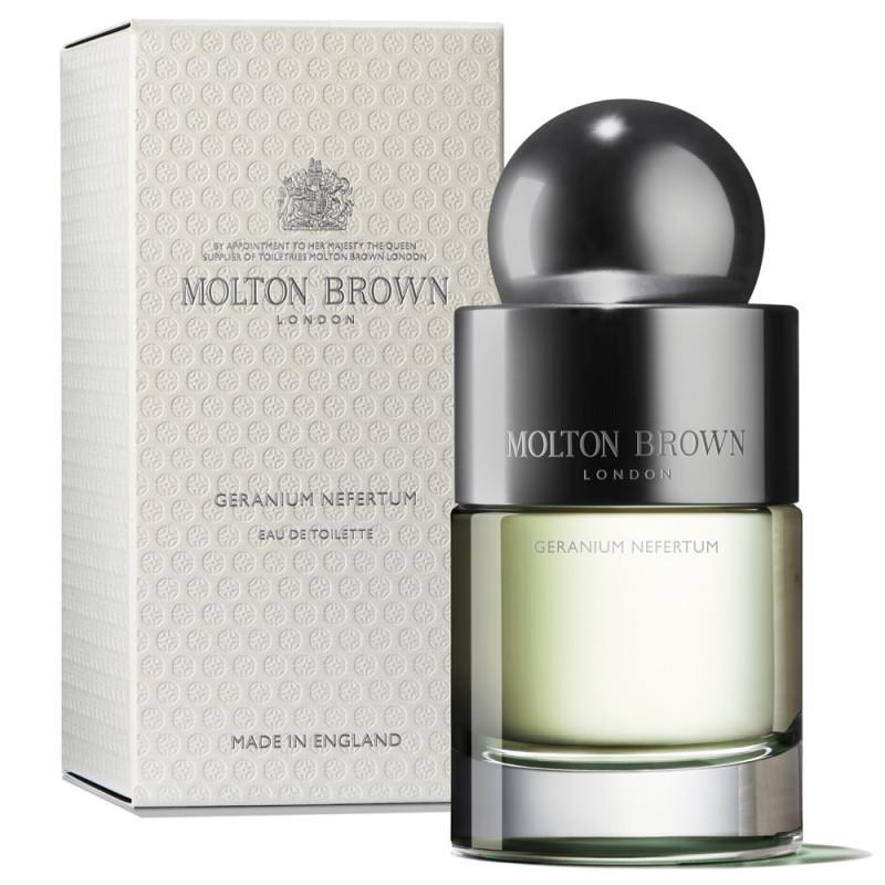 Molton Brown Geranium Nefertum Eau de Toilette 50 ml