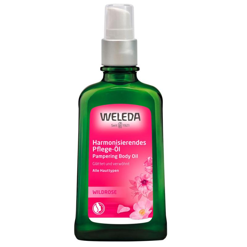 Weleda Wildrose Harmonisierendes Plege-Öl 100 ml