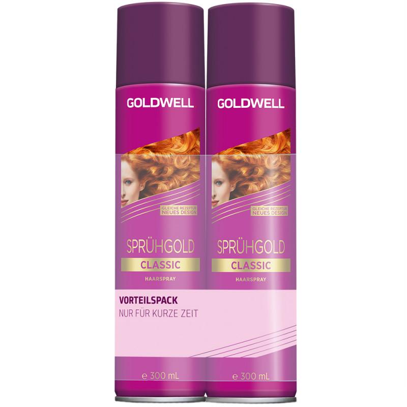 Goldwell Sprühgold Classic Spray Vorteilsduo 2 x 300 ml