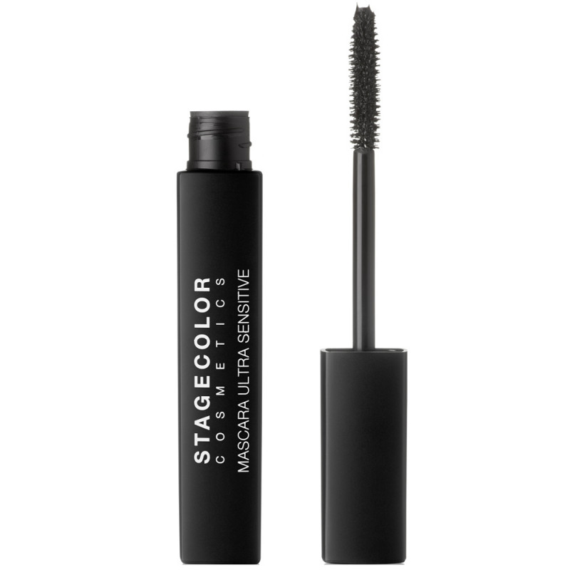 STAGECOLOR Mascara Ultra Sensitive 563 Black 12 ml