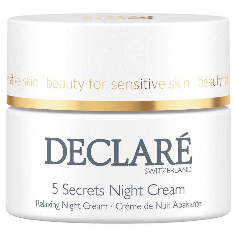 Declaré 5 Secrets Night Cream 50 ml
