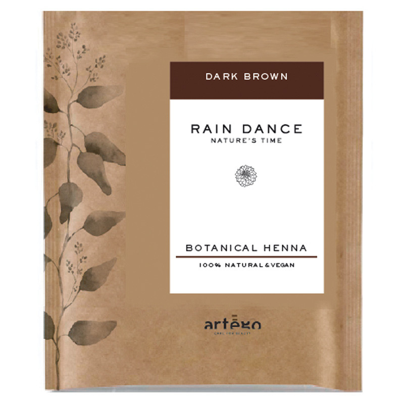 Artego Botanical Henna Dark Brown 300 g
