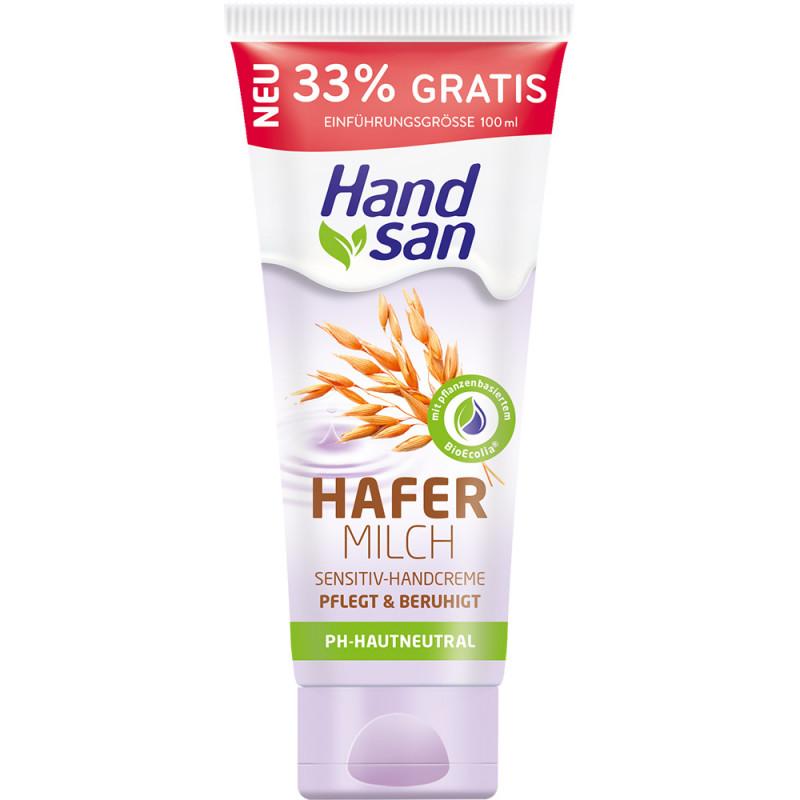 Handsan Handcreme Hafermilch 100 ml