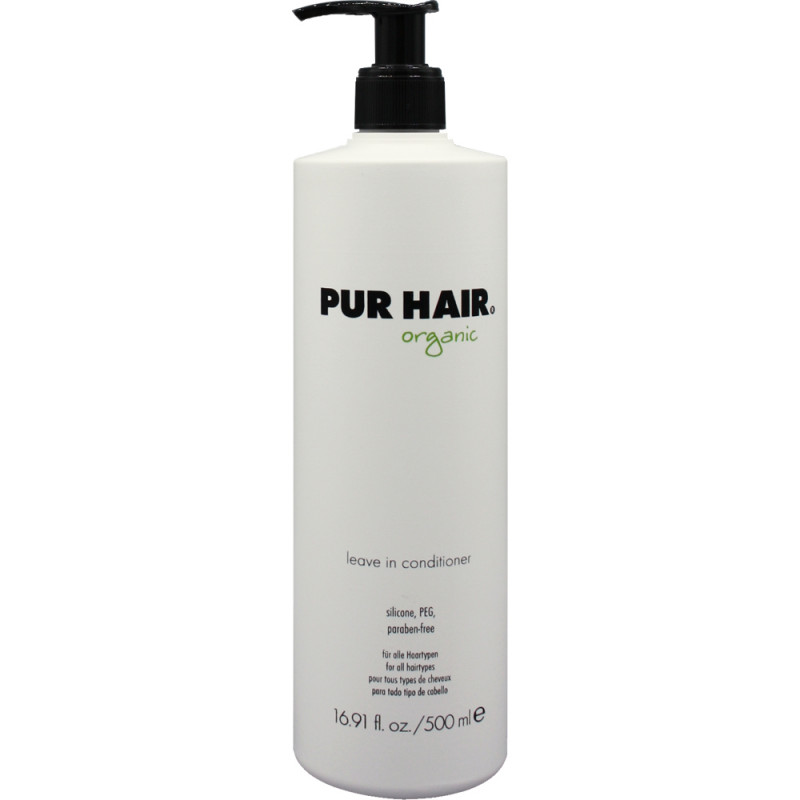 Pur Hair Organic green Leave-In Conditioner 500 ml