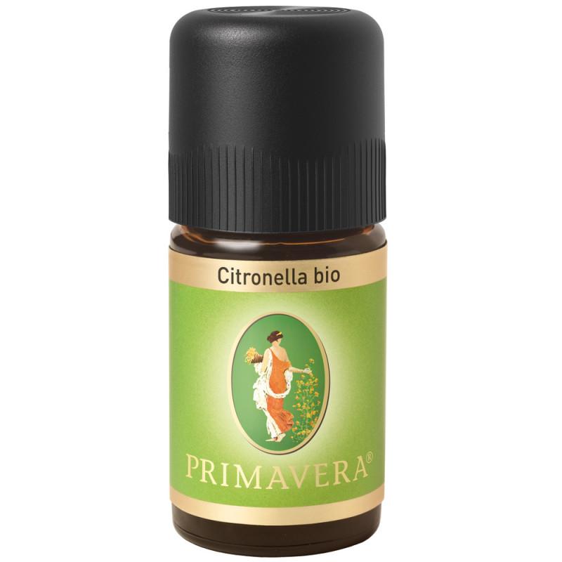 PRIMAVERA Citronella Bio 5 ml