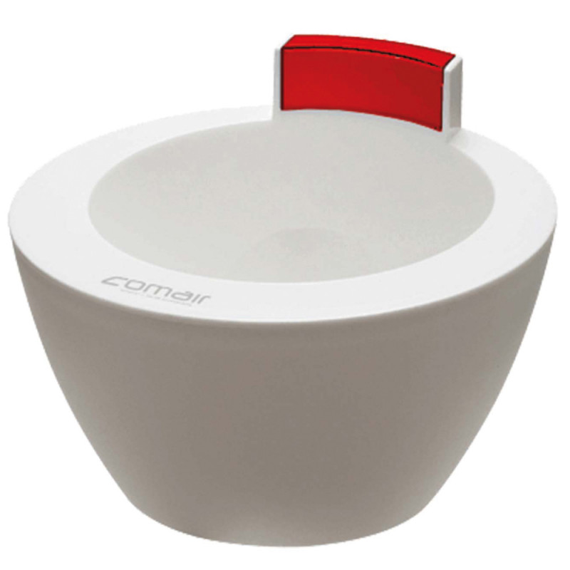 Comair Treatment Bowl weiß/rot