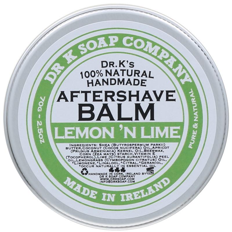 Dr K Soap Company After Shave Balm Lemon'n Lime 70 g