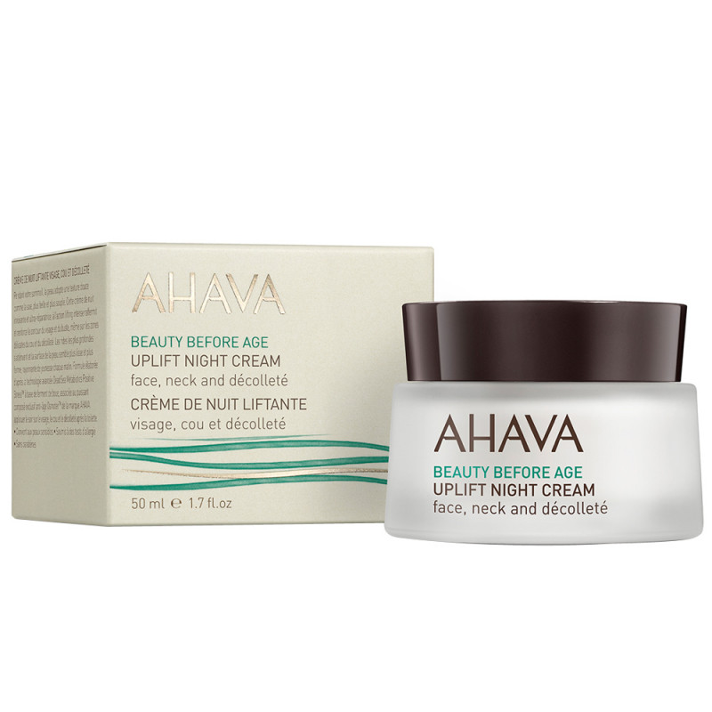AHAVA Beauty Before Age Uplift Night Cream 50 ml