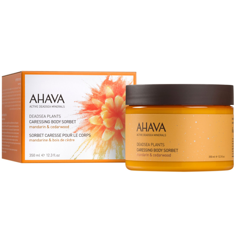 AHAVA Caressing Body Sorbet Mandarin & Cedarwood 350 ml