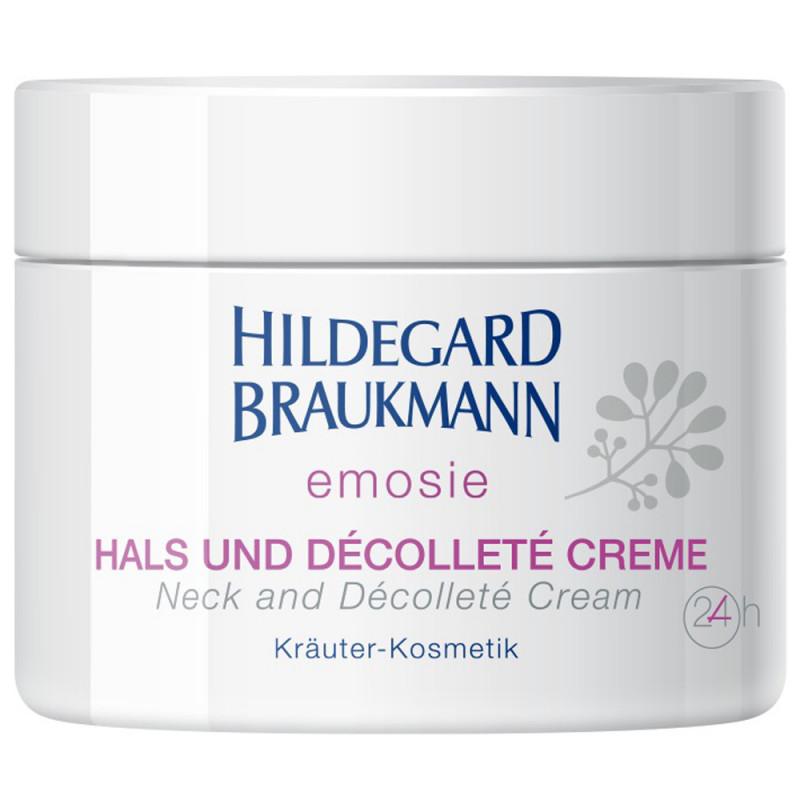 Hildegard Braukmann emosie Hals und Décolleté Creme 50 ml