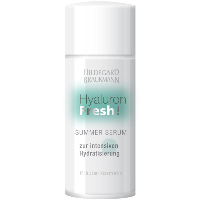 Hildegard Braukmann Hyaluron Plus! 2-Phasen Summer Serum 30 ml