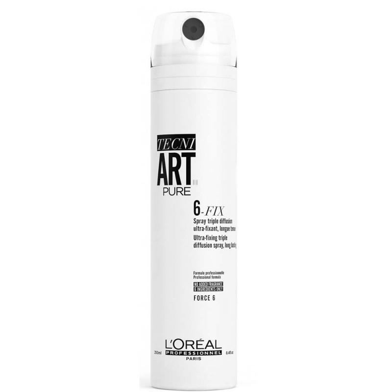 L'Oréal Professionnel Tecni.Art 6-Fix 250 ml