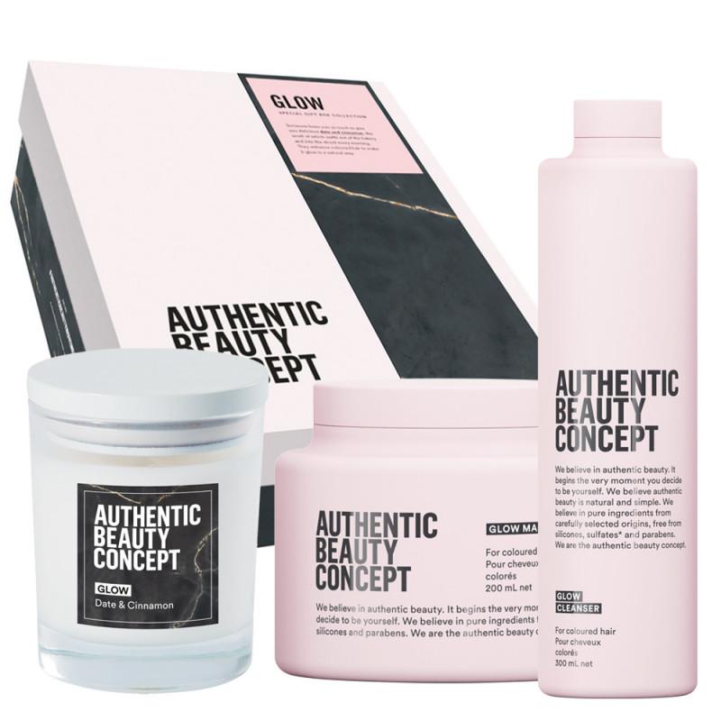 Authentic Beauty Concept Glow Geschenkset