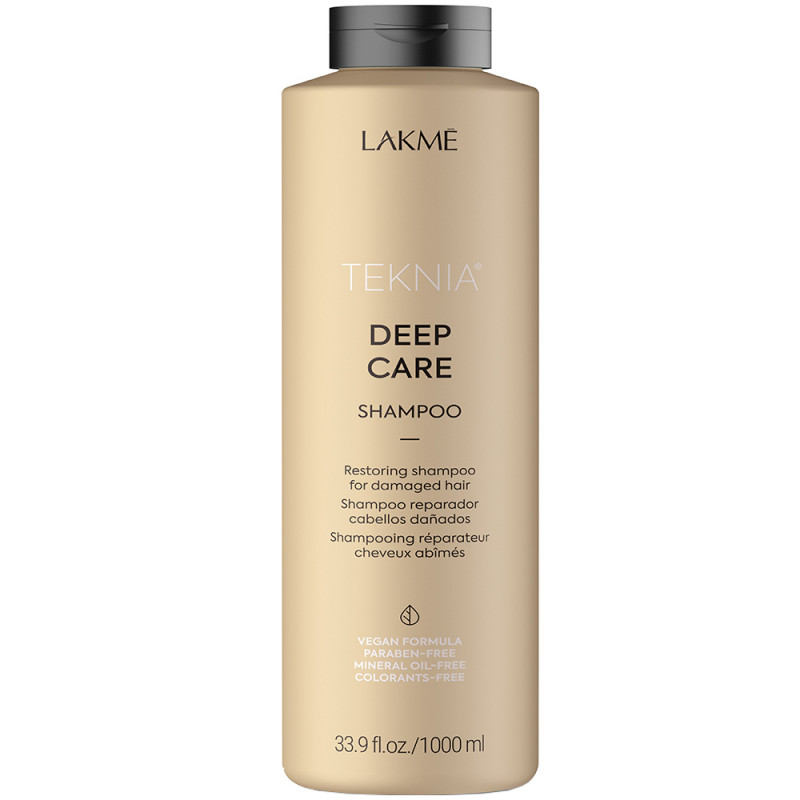 Lakmé TEKNIA Deep Care Shampoo 1000 ml