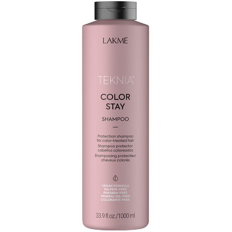 Lakmé TEKNIA Color Stay Shampoo 1000 ml