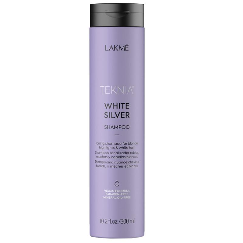 Lakmé TEKNIA White Silver Shampoo 300 ml